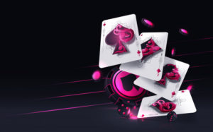 four aces cards gambling concept isolated black background 157027 127